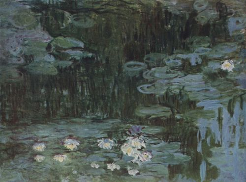 Monet, Claude: Seerosen
