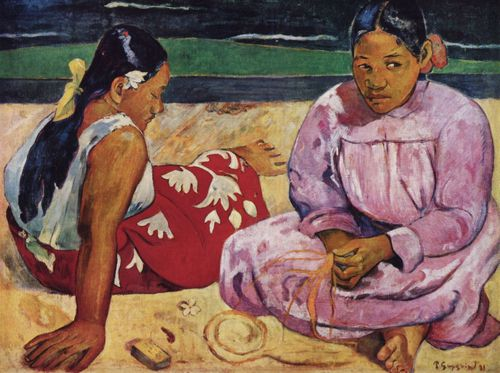 Gauguin, Paul: Frauen am Strand
