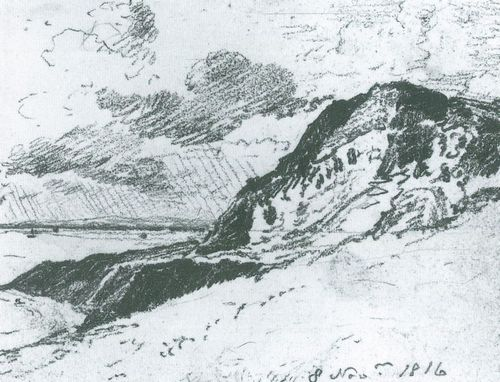 Constable, John: Redcliff Point
