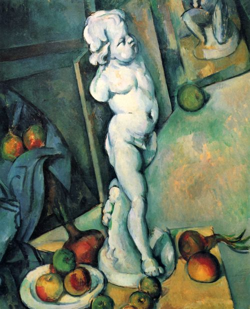 Cézanne, Paul: Stillleben mit Putto