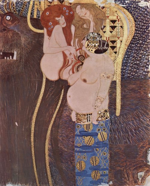 Klimt, Gustav: Beethovenfries