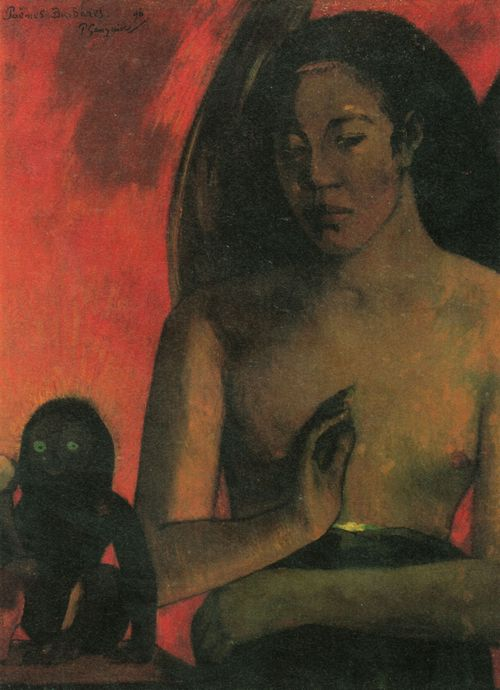 Gauguin, Paul: Poèmes barbares