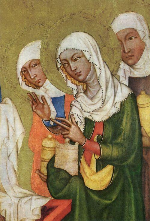 Frauen Am Grab Jesu