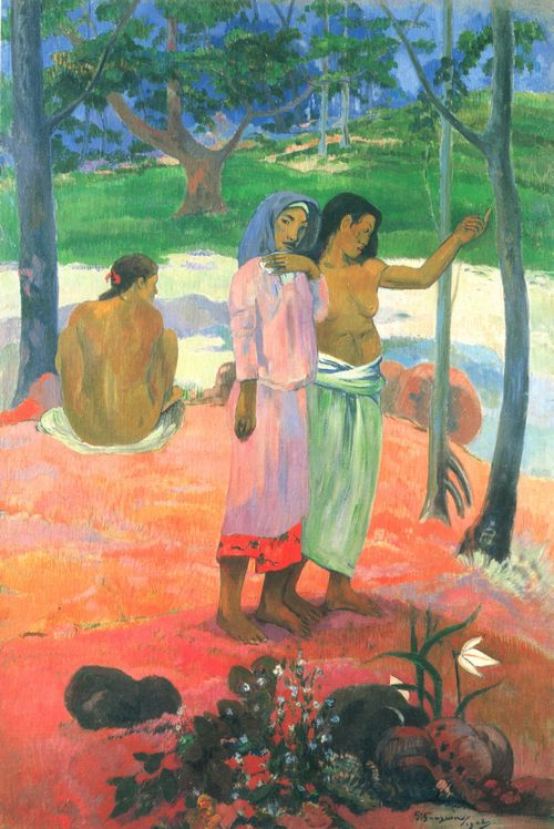 Gauguin, Paul: Der Ruf