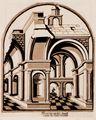 Loy, Erasmus: Renaissance-Gebäude mit Wache