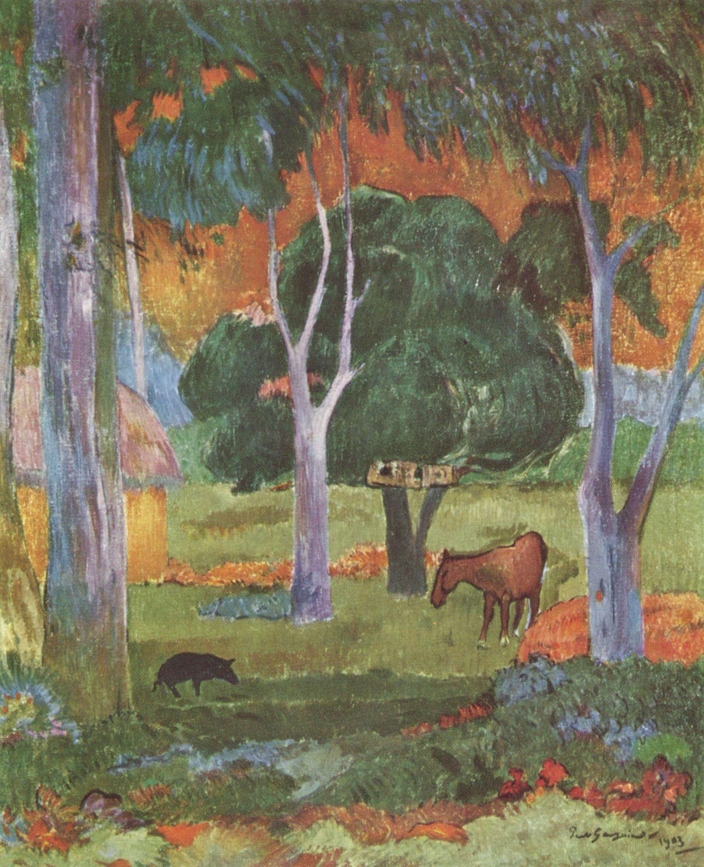 Gogan Artist Paintings