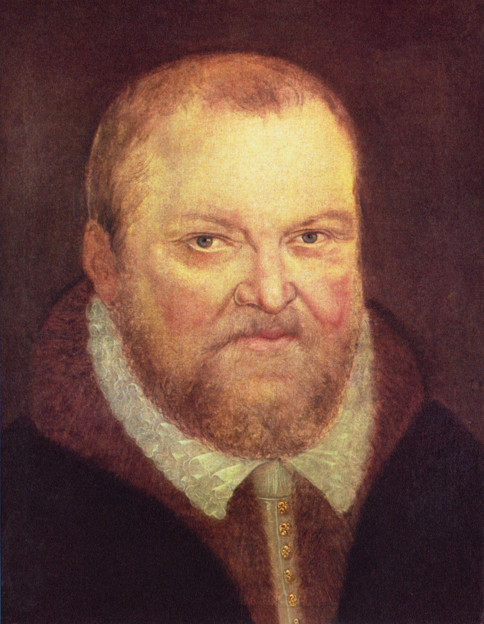 Lucas Cranach: Kurfürst August v. Sachsen