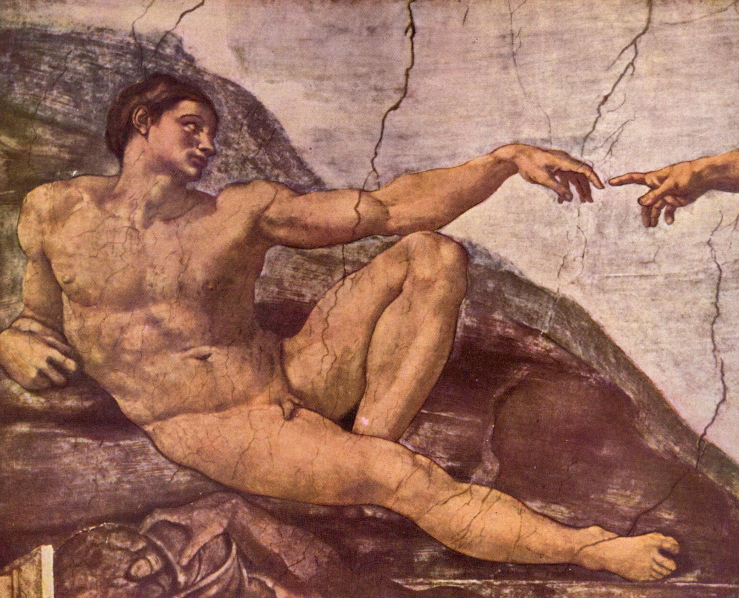 Michelangelo Buonarroti Sixtinische Kapelle Schpfungsgeschichte
