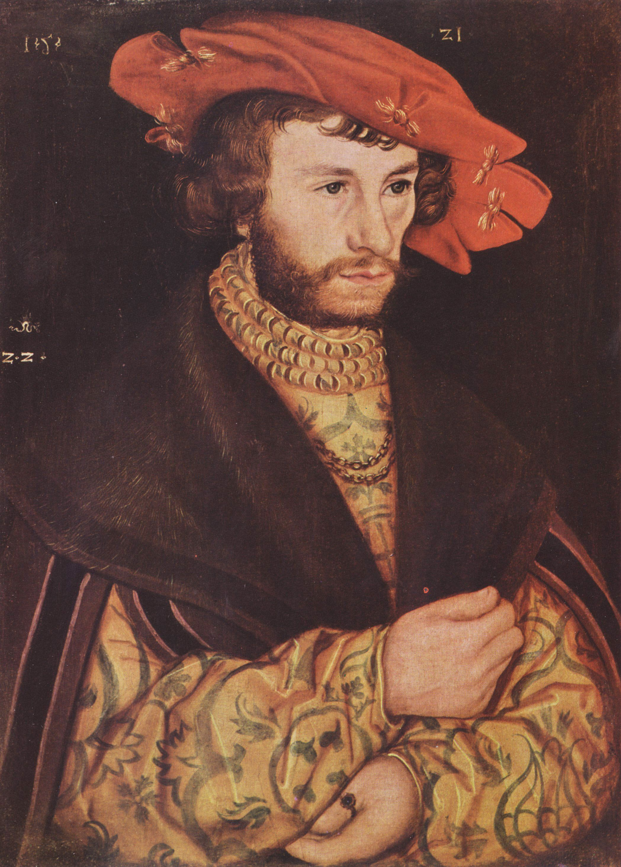 German Renaissance Clothing Men