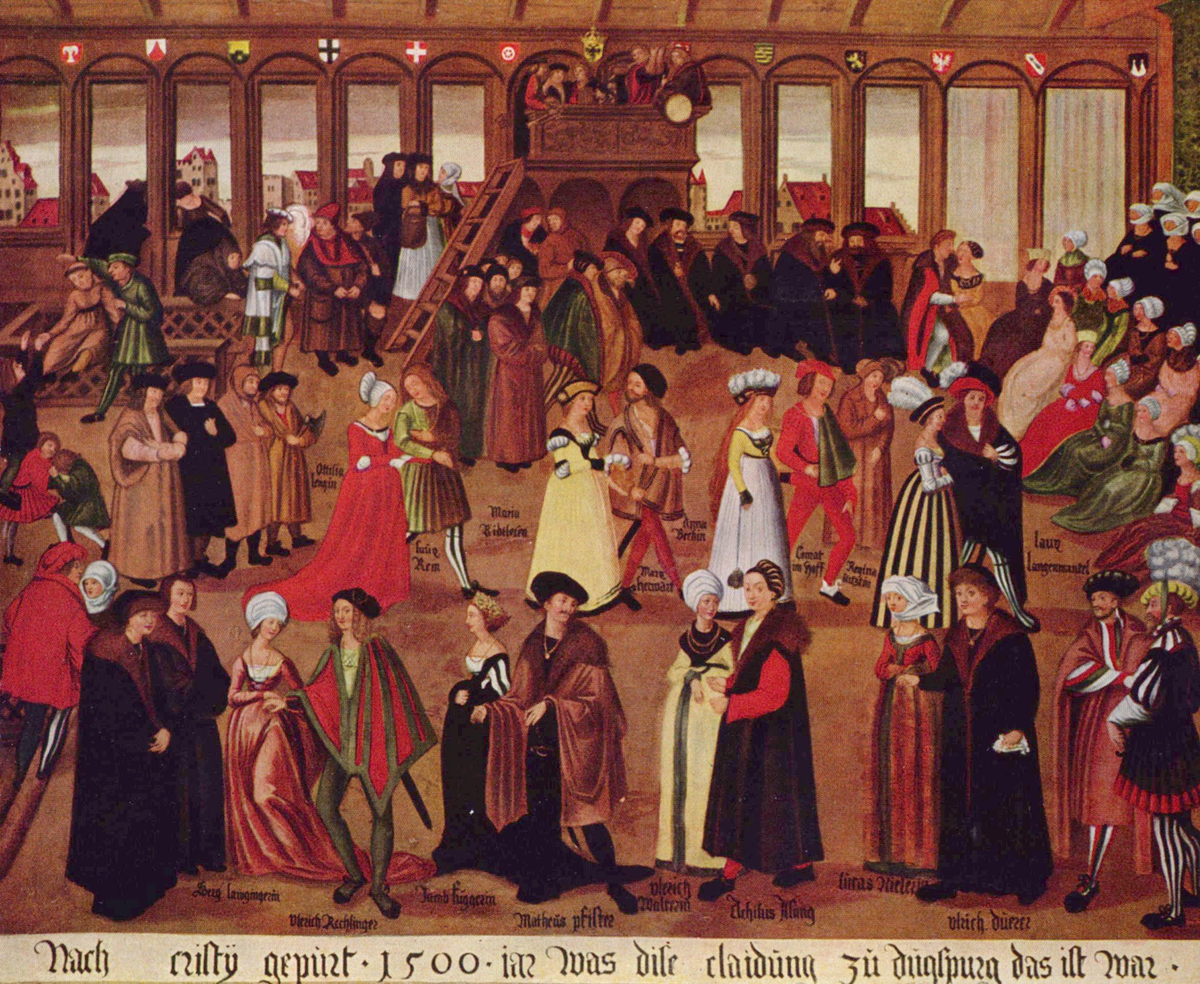 Queen Elizabeth Renaissance Süddeutscher Meis...