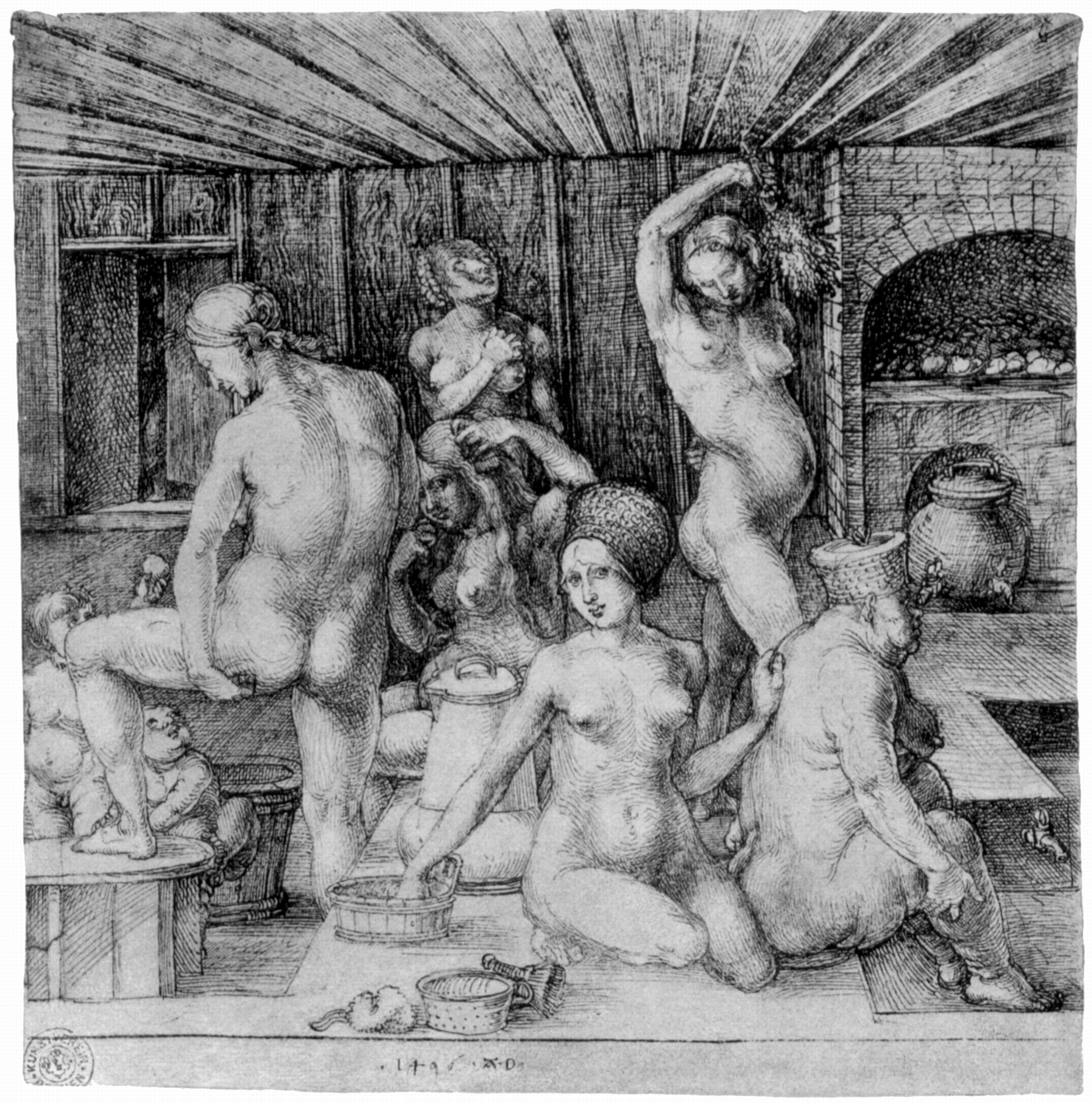 Эротические средневековые картинки 9 фотография