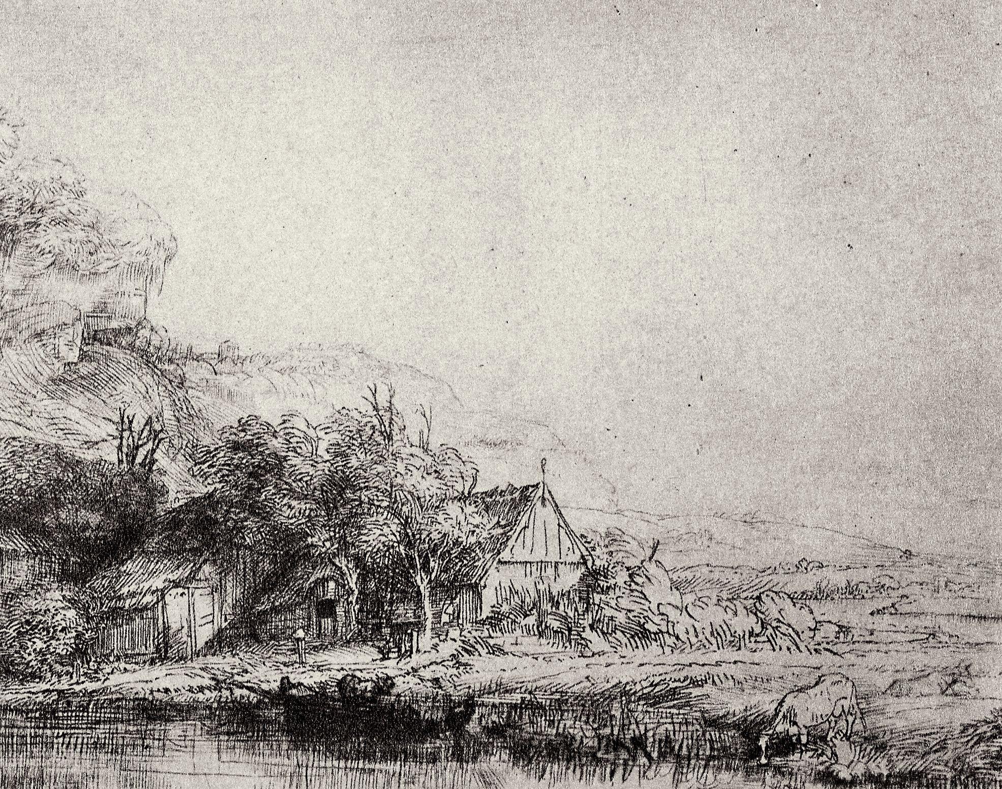 Rembrandt Grafik