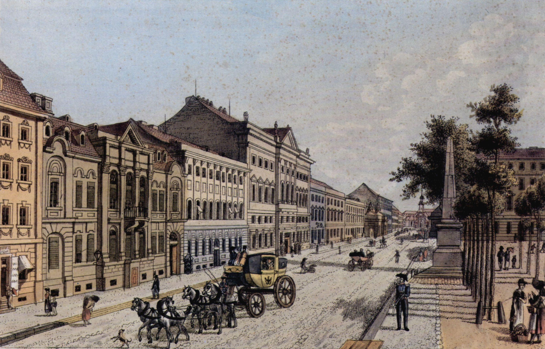 Schmidt Friedrich August Berlin Leipziger Stra E Vom