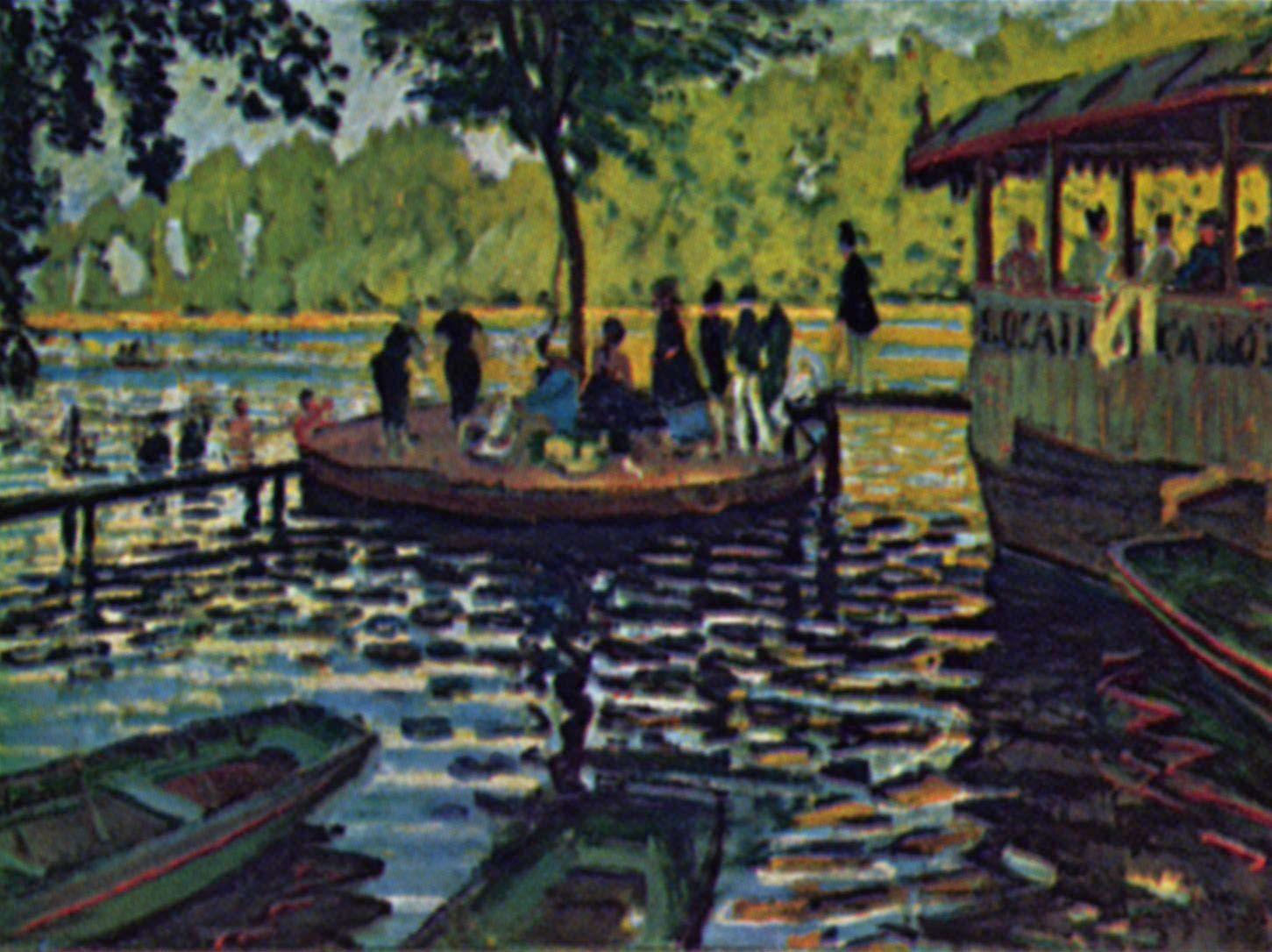 Renoirt Famous Paintings