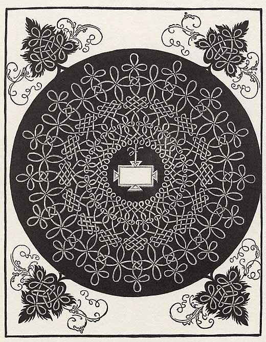 Dürer, Albrecht: Strickmuster, 2. Blatt - Zeno.org