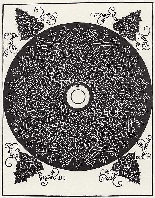 Dürer, Albrecht: Strickmuster, 3. Blatt - Zeno.org