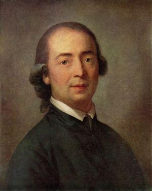 Johann Gottfried Herder (Gemälde von Anton Graff, 1785)