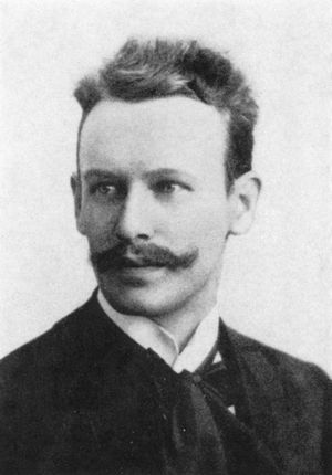 Christian Morgenstern (Fotografie, 1895)
