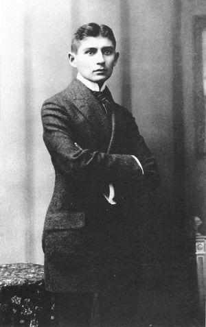 franz kafka fotografie aus dem atelier jacobi 1906 - Franz Kafka Lebenslauf