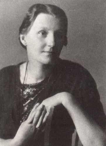 Lena Christ (Fotografie, um 1911)