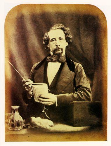 Charles John Huffam Dickens