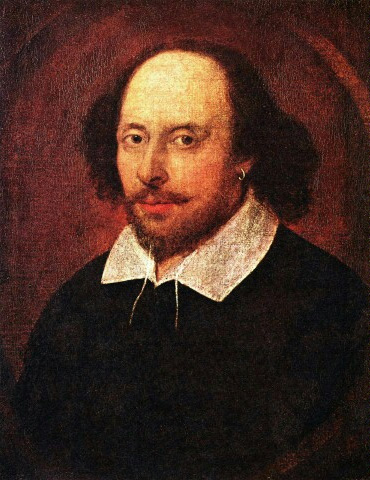 Vermutetes Gem�lde von William Shakespeare