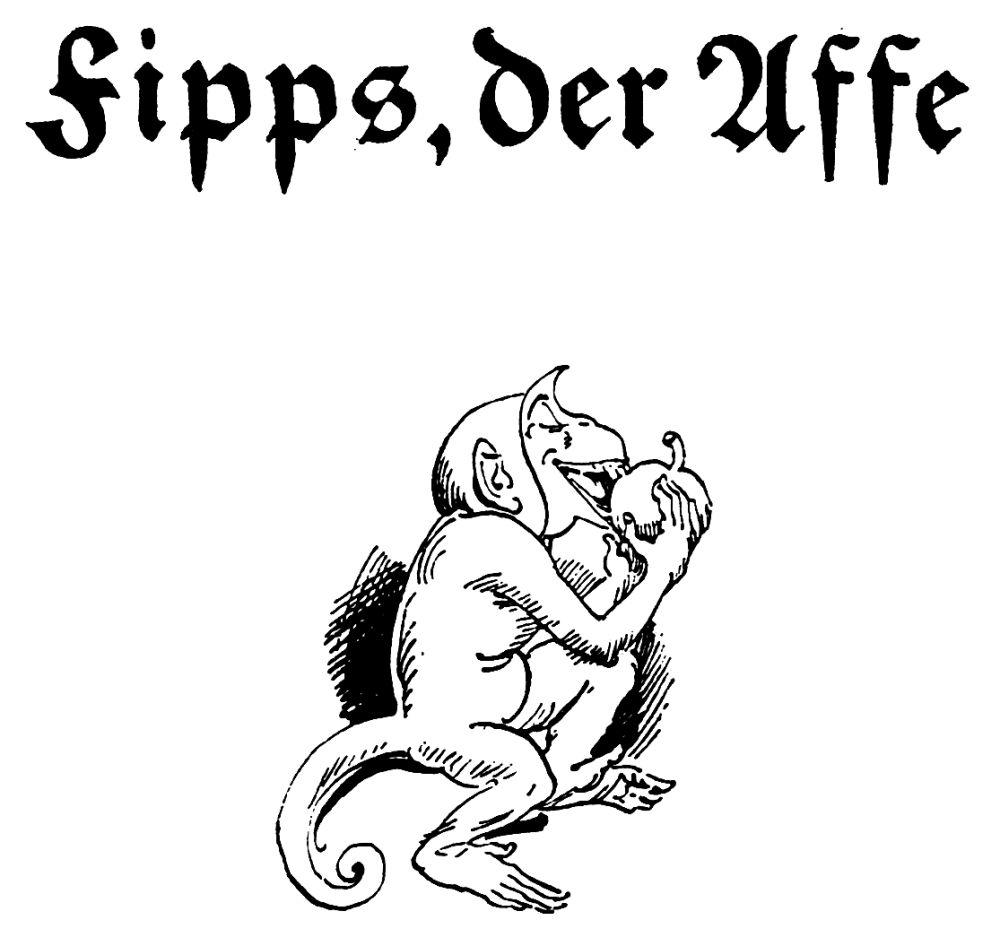 FIPPS DER AFFE EBOOK