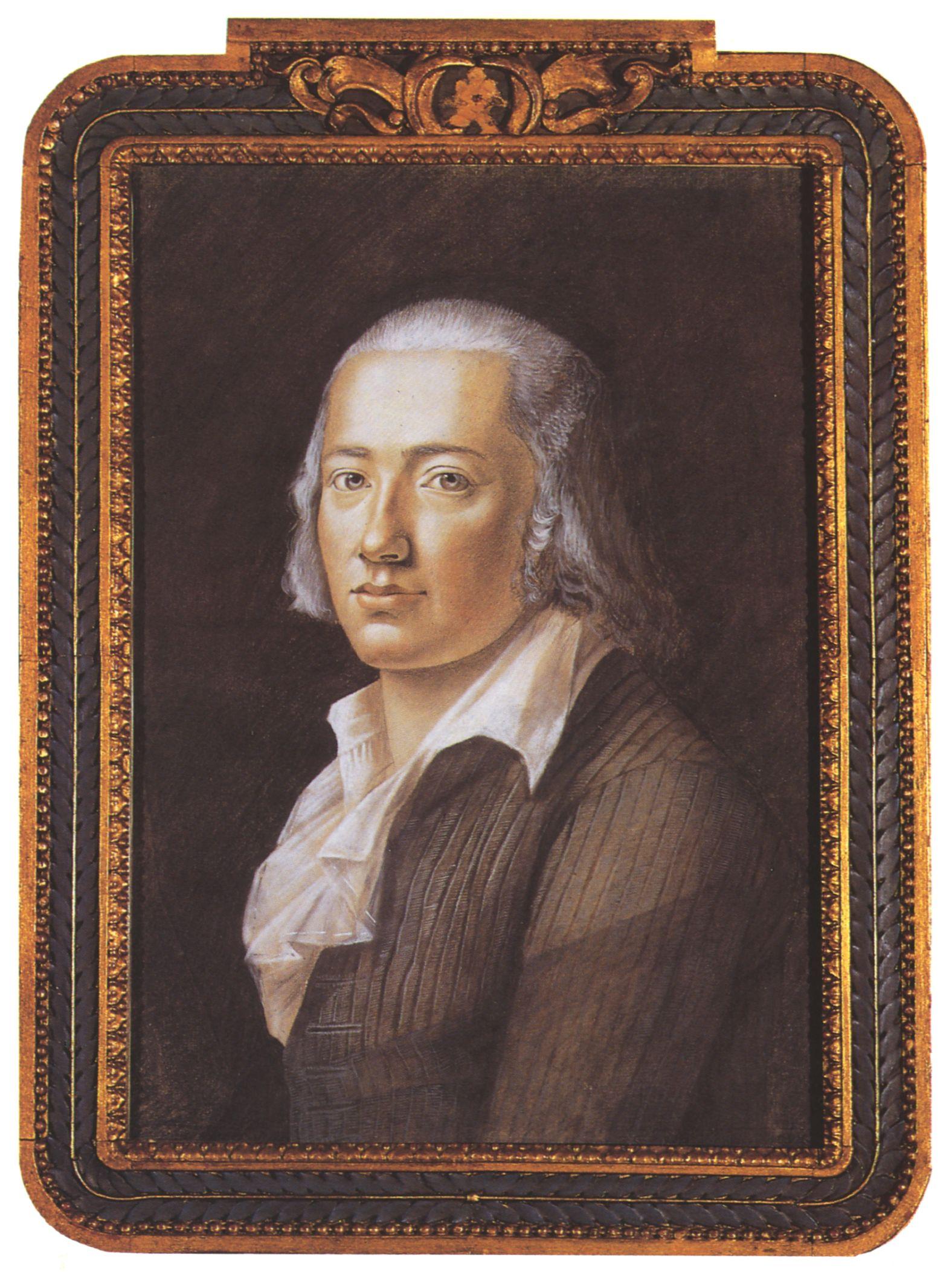Hölderlin Friedrich Biographie Zeno