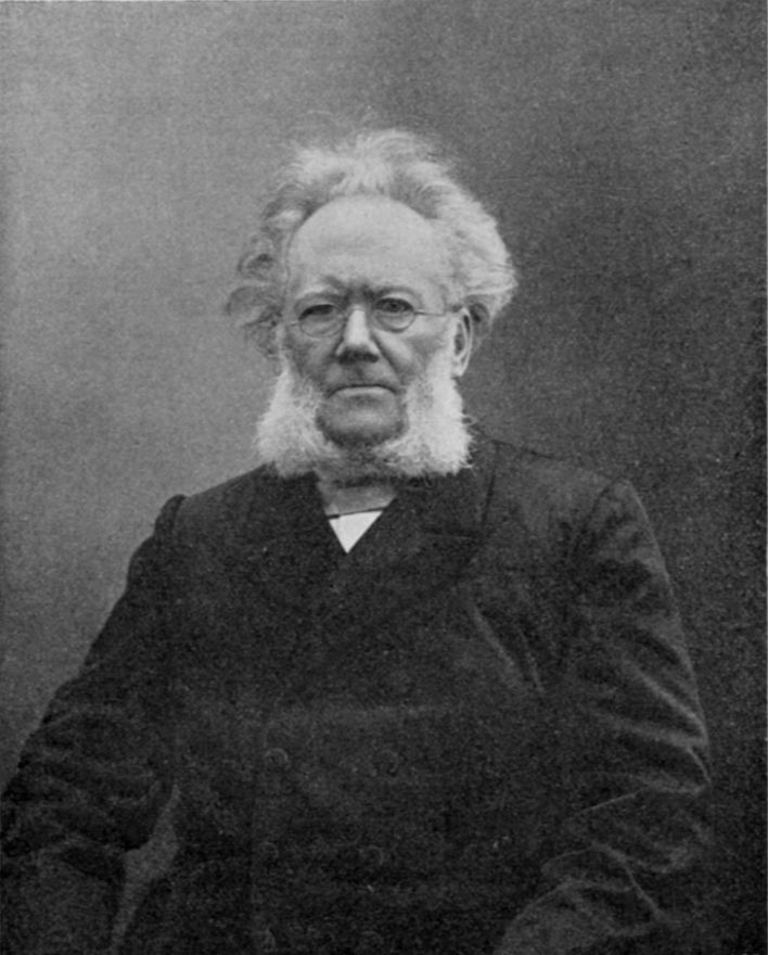 henrik ibsen 256 quotes from henrik ibsen: 'it is the very mark of the spirit of rebellion to crave for happiness in this life', 'i don't imagine you will dispute the fact that at.