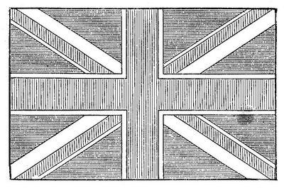 kurze dreieckige flagge 7 buchst