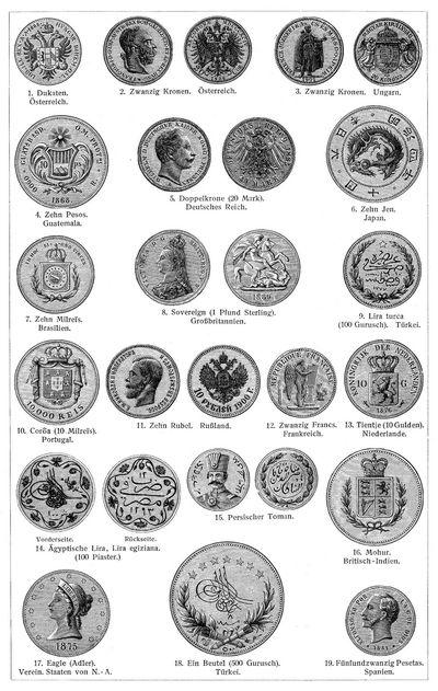 Münzwesen Zenoorg