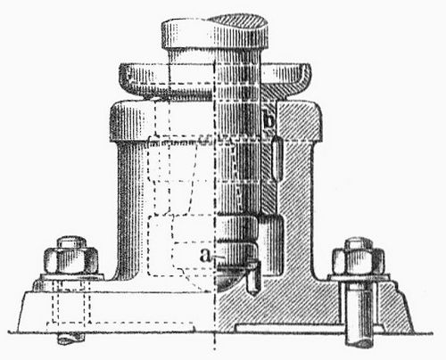 Fig. 12. Spurlager.