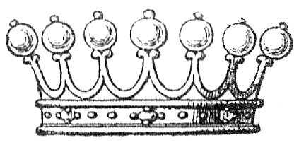 Fig. 14. Freiherrnkrone.