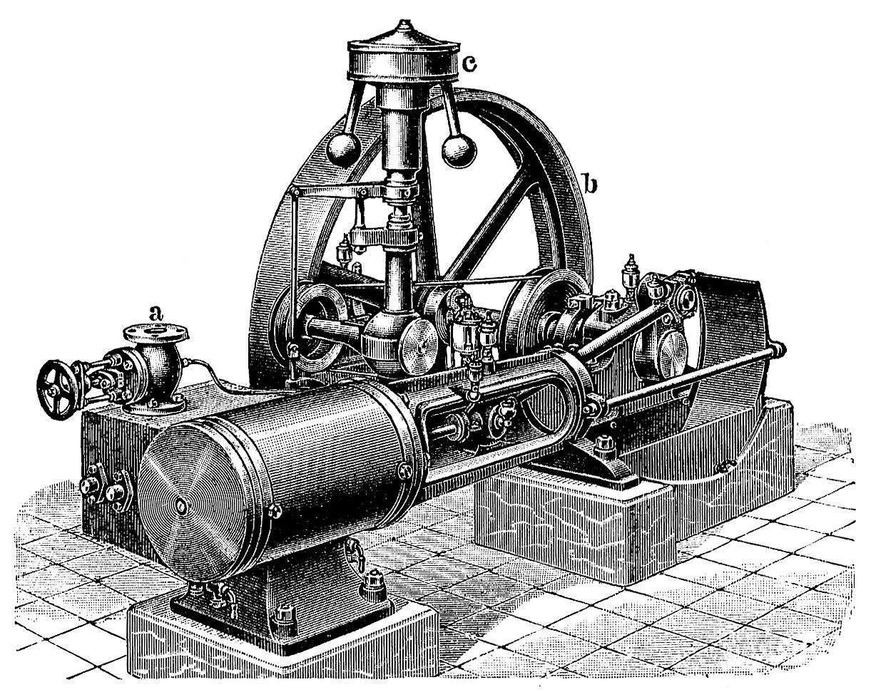 Dampfmaschine Bilder