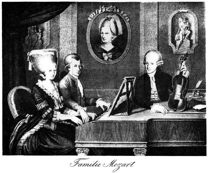 Wolfgang Amadeus Mozart - Ouvertures