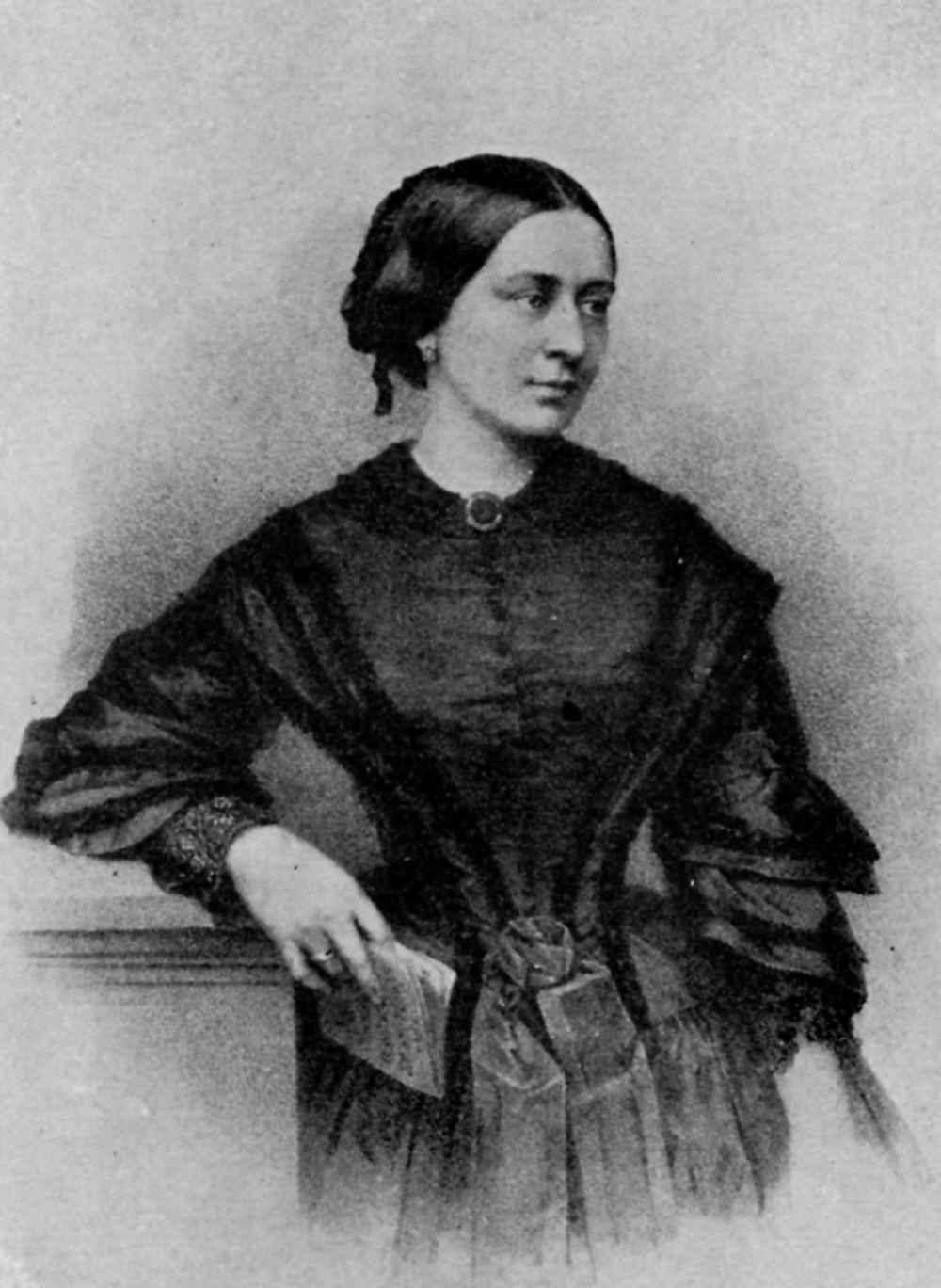Briefe Von Clara Schumann : Clara schumann ⋼nach einer lithographie von hanfstaengl