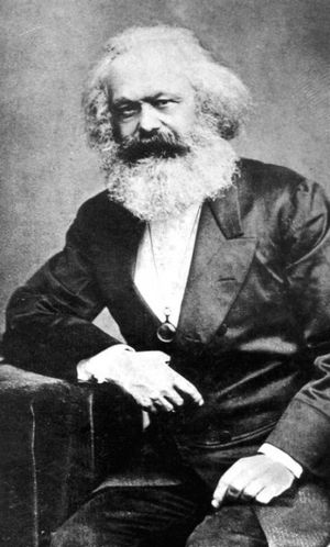 Doctoral dissertation karl marx